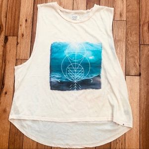 Volcom 🍉 Graphic Muscle Tank 🍉 Small
